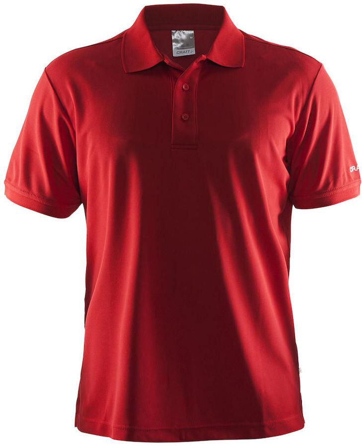 dae29ff38 Craft Classic Polo Pique - Camiseta manga corta Hombre - rojo